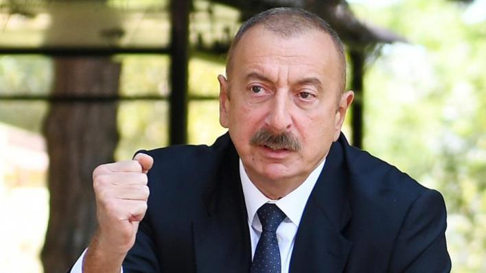 الرئيس الأذربيجاني إلهام علييف يعلن تحرير 7 قرى جديدة من الاحتلال الأرميني