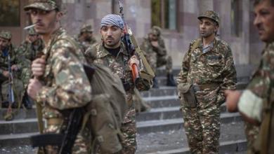 صورة كيف سهل النظام السوري دعم أرمن سوريا لمعارك قره باغ؟