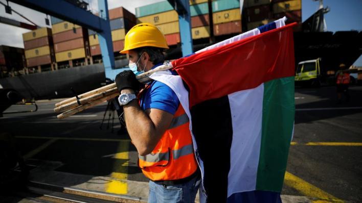 9204531 6652 3746 33 366 - منتجات المستوطنات الإسرائيلية.. كيف تحاول الإمارات إنقاذها من المقاطعة؟