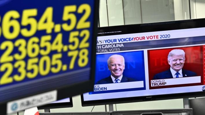 مخاوف من الوصول إلى وضع قانوني غامض مع استمرار فرز الأصوات في الانتخابات الرئاسية الأمريكية