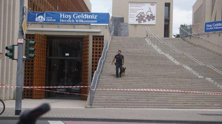 9522190 854 481 4 2 - مسجدان في ألمانيا يتلقيان رسائل معادية للإسلام