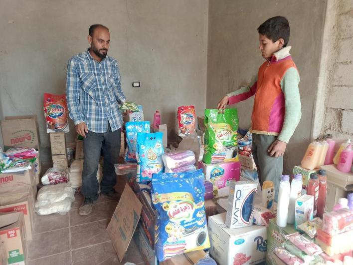 معامل المنظفات توفر للسوريين منتجات محلية بأسعار مناسبة