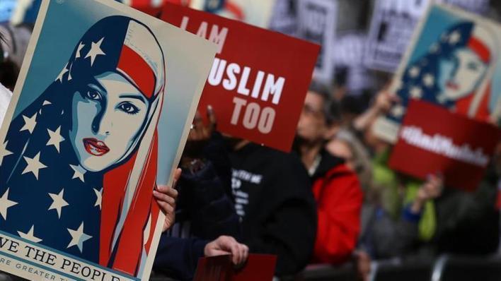 وتيرة الاعتداءات على المسلمين ارتفعت بشكل واسع في الولايات المتحدة خلال عهد ترمب