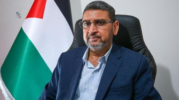 قال سامي أبو زهري إن حركة حماس تنظر