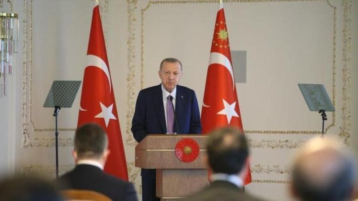 الرئيس التركي يؤكد قدرة بلاده على توسيع قوتها وتأثيرها في النظام العالمي والسياسي والاقتصادي الجديد