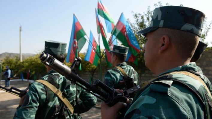 الجيش الأذربيجاني يعلن دخوله مدينة أغدام بعد انسحاب الاحتلال الأرميني منه