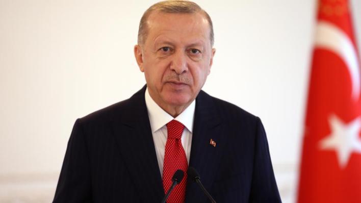 أردوغان:تركيا ستواصل الوقوف بجانب أصدقائها في سوريا وليبيا وشرقي المتوسط والقوقاز