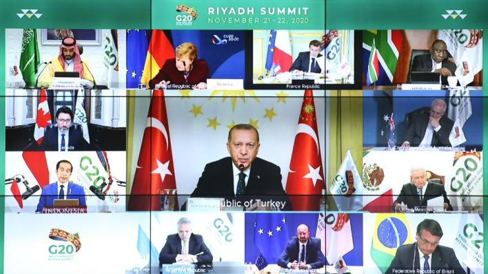 9600930 3420 1926 53 9 - قمة العشرين.. أردوغان يدعو لعالم أكثر عدلاً