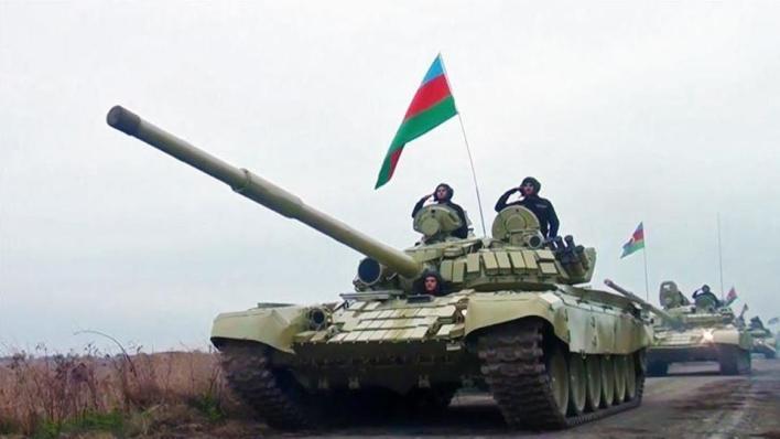 9620638 854 481 4 2 - بعد 27 عاماً من الاحتلال الأرميني.. الجيش الأذربيجاني يدخل كلبجار