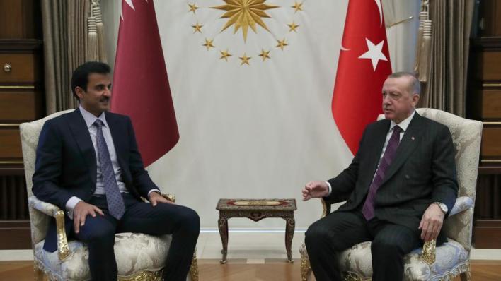 9635196 5102 2873 16 563 - أردوغان وأمير قطر يشيدان بنتائج قمتهما الاستراتيجية في أنقرة