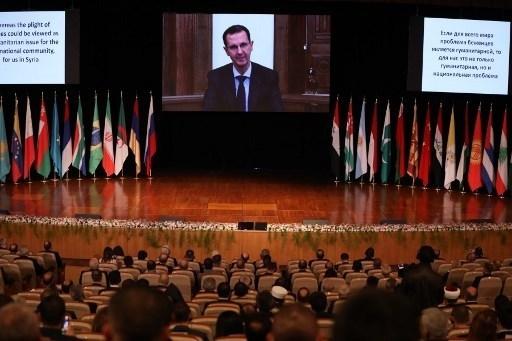 "a098ba28 fb8e 418b bf27 0c69246800d3 - ختام مؤتمر دمشق.. النظام يدعو اللاجئين للعودة ويعدهم بـ""عيش كريم""!"