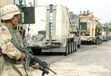 صورة التحالف الدولي: معدات بقيمة 5 مليارات دولار قدمناها لشركائنا بالعراق وسوريا