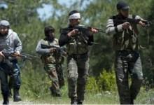 صورة هجـ.ـوم يطال المخـ.ـابرات في حمص ويودي بحياة عدد من الضباط الكبار