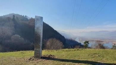 صورة ما هو سر اختفاء الهيكل المعدني الغامض من أمريكا وظهوره في رومانيا