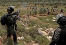 صورة إصابة 55 فلسطينياً خلال مواجهات مع الاحتلال الإسرائيلي شمالي الضفة
