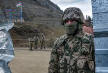 """صورة استشهاد 2783 جندياً خلال معارك """"قره باغ"""""""