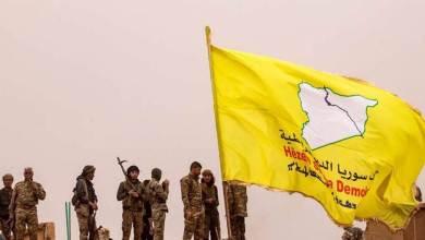 """صورة قوات """"قسد"""" تعتـ.قل عدداً من مسؤولَين وعناصر مخـ.ـابرات جوية تابعة للنظام"""