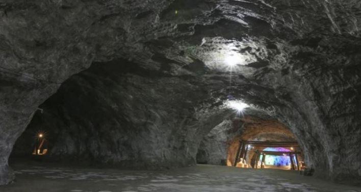54 - مغارة ملح عمرها 5 آلاف عام تنتظر زوارها جانقيري التركية