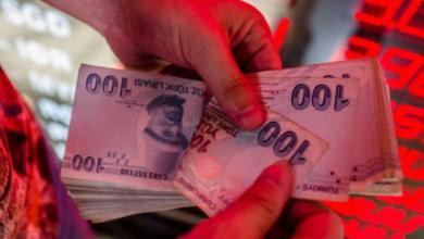 صورة الليرة التركية تتحسن قليلاً أمام العملات الأخرى
