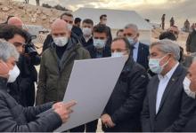 """صورة مشروع بناء اكثر من 30 الف منزل للسوريين تحت إشراف وزير الداخلية """"سليمان صويلو"""""""