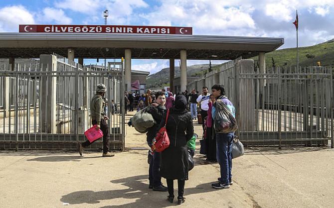1364131 1584370898 - بشرى سارة للسوريين تركيا تصدر القرار المنتظر بشأن الدخول إلى الأراضي التركية  .. اليكم التفاصيل