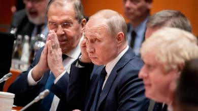 صورة الوضع يخرج عن السيطرة والآلاف بدأوا.. تطورات كبرى وخطرة في روسيا