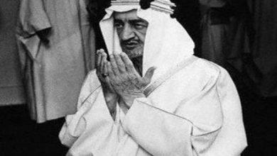 صورة وثائقي الملك فيصل آل سعود .عـ.ـدو إسـ.ـرائيل .حلم بزوالها وسعى لمحـ.ـاربتها واذل امـ.ـريكا واغتـ.ـيل قبل تحقيق حلمه