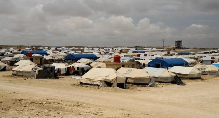 201807mena syria camps 0 - بشرى سارة من تركيا للسورين النازحين في مخيمات إدلب