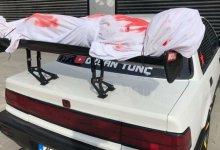 صورة سيارة أحد المواطنين تثير الذعر في أنحاء اسطنبول فما الحكاية