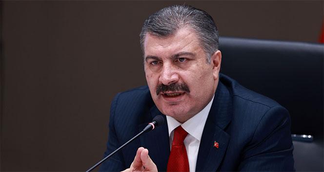 """3486197 - وزير الحكومة التركية """"فخر الدين كوجة"""" يزف بشرة سارة بشأن وباء كورونا في تركيا"""