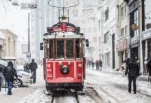 صورة تركيا تلبس الأبيض.. الثلج سيصل لـ 40 سم في هذه الولاية