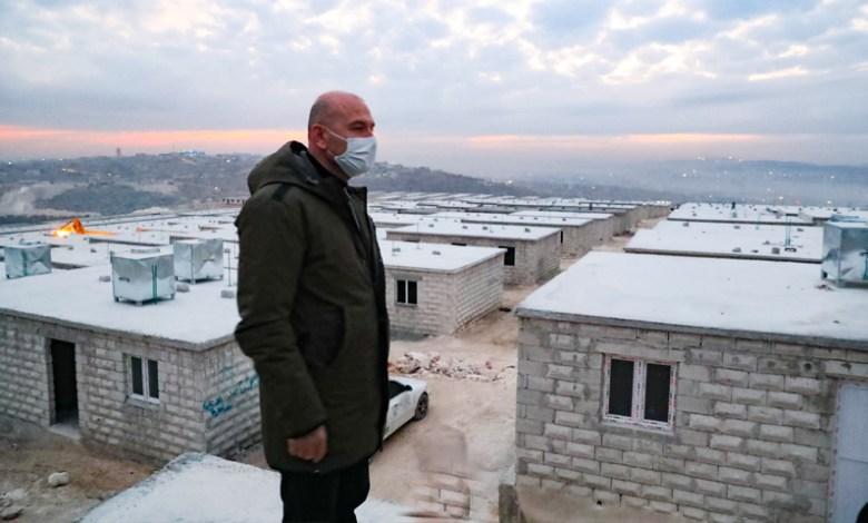 Sulaiman Suylu - صويلو سليمان وزير الداخلية التركية في ثالث زيارة له الى سوريا