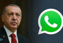 Turkish President Erdogan leaves WhatsApp - واتساب تتراجع عن قرار سياسة الخصوصية الجديدية - شاهد التفاصيل