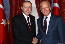 صورة مباحثات هي الأولى من نوعها بين تركيا وأمريكا في عهد بايدن