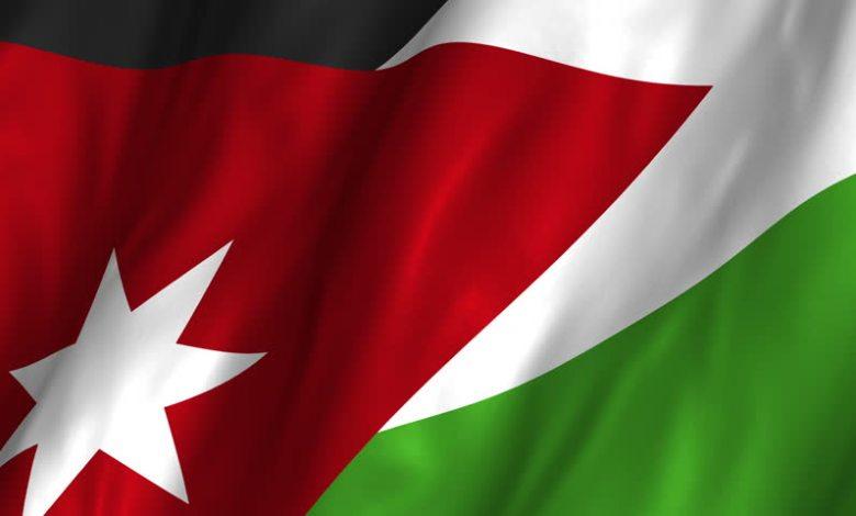 Flag - اشتـ.ـباكات مع الجـ.ـيش الأردني على الحدود السورية وسقوط جـ.ـرحى وأسـ.ـرى