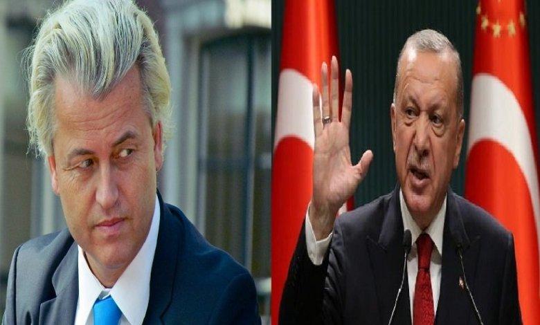 ardogan - أنقرة تقاضي زعيم حزب هولندي بسبب 'تغريدة مهينة' لأردوغان
