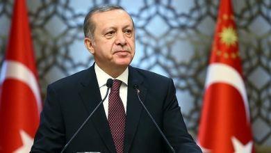 صورة أردوغان يعلن عن أخبارا سارة ويوجه رسالة شكر..