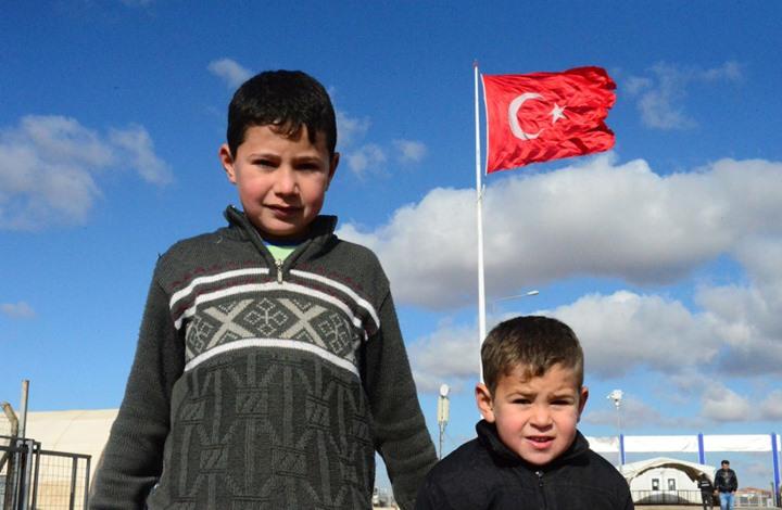دمج السوريين في تركيا