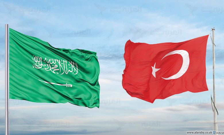 تركيا والسعودية