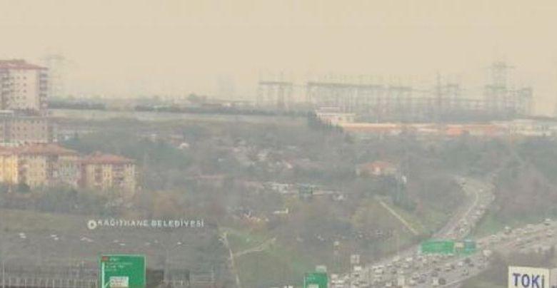 تلوث هوائي