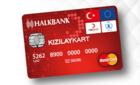 الهلال الاحمر 300x183 - لحين حسم ملفهم.. الهلال الأحمر التركي يدعو السوريين للاحتفاظ ببطاقة المساعدات