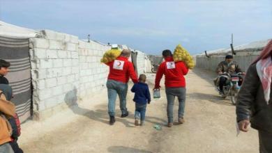 صورة الهلال الأحمر التركي يكشف حصيلة المساعدات للسوريين خلال 10 أعوام