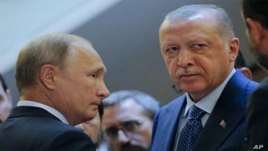 صورة هية الأولى من نوعها.. اردوغان وبوتين يشاركان في فعالية بعد أيام قليلة في تركيا