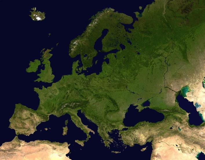 أوروبا