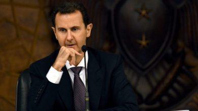 صورة نظام الأسد يعلق على المواقف الدولية تجاه الانتخابات الرئاسية