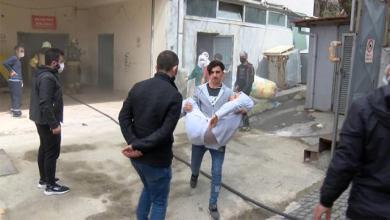 صورة عاجل.. انفجار كبير في مصنع بولاية اسطنبول وإصابات عديدة(فيديو)