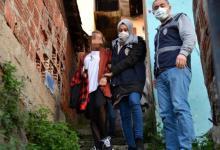 صورة شاهد بالفيديو… قـ.ـوات الأمن التركية تلفـ.ـي القبـ.ـض على سيدتين كانتا مختـ.ـبئتين في حجرة سـ.ـرية في ولاية كوجالي