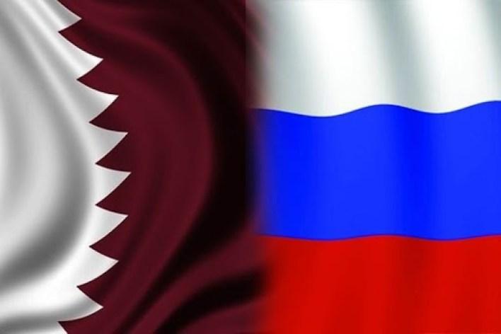 قطر روسيا