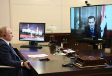 """صورة تحت عنوان """"المشاركة الأخيرة لبشار الأسد"""" مصدر روسي يتحدث عن ما سيحدث في سوريا بعد الانتخابات"""