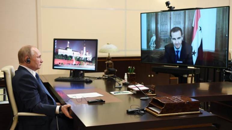 """438 1 6yxh5oaca9o8x6sqa1rfiqj3t2hudy6ryxn1l3odyhf - تحت عنوان """"المشاركة الأخيرة لبشار الأسد"""" مصدر روسي يتحدث عن ما سيحدث في سوريا بعد الانتخابات"""